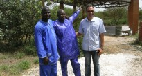 Minister from Central African Republic honours Beer-Sheba with visit